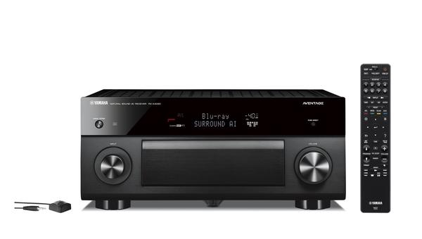 Yamaha Amp Dynaudio Home Theatre Package The Listening