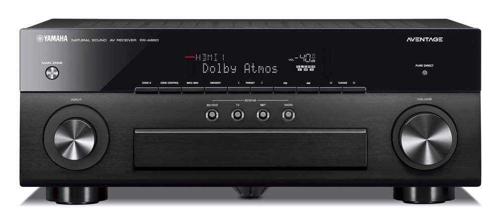 yamaha aventage rx a860 rxa860 network av receiver with musiccast the listening post. Black Bedroom Furniture Sets. Home Design Ideas