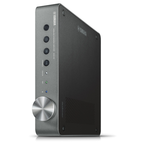 Yamaha WXA-50 Wireless Streaming Amplifier with MusicCast makes it easy to play music without cables. Use the WXA50 to have a truely wireless experience. WX-A50 is Available online or at The Listening Post Christchurch and Wellington, NZ. TLPCHC TLPWLG