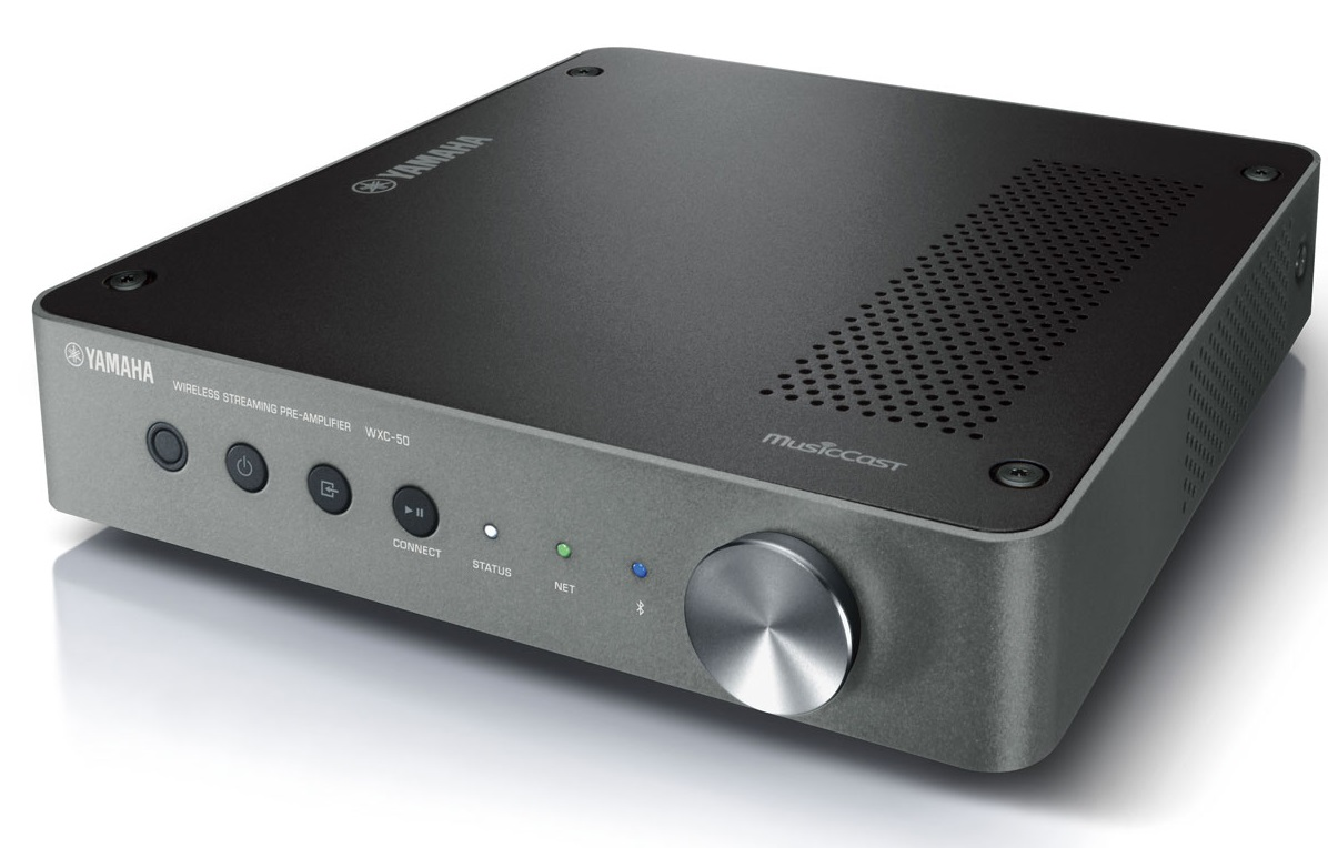 Yamaha Audio Stereo Home Theatre The Listening Post Subwoofer Vx 12 Bd Wxc 50 Wireless Streaming Preamplifier With Musiccast Available At Christchurch