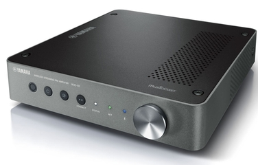 Yamaha WXC-50 Wireless Streaming Preamplifier with MusicCast. Available at The Listening Post Christchurch and Wellington.