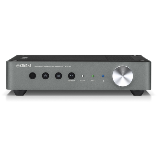 Yamaha WXC-50 Wireless Streaming Preamplifier with MusicCast. the WXC50 is the only pre amp you´ll need for wireless transmission. Available online and at the Listening Post Christchurch and Wellington, NZ. TLPCHC TLPWLG
