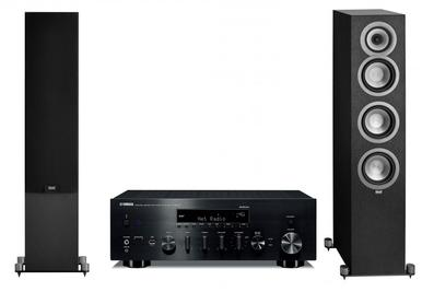 Yamaha RN 803 Network Receiver has more than enough power to drive the new ELAC Unifi slim FS-U5 speakers. Get this Uni-Fi FS U5 rn803 combo online and at The Listening Post Christchurch and Wellington NZ.