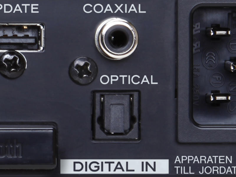 Connecting Your Home Theater Amplifier The Listening