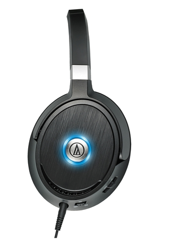 Audio Technica ATH-ANC70 QuietPoint Noise-Cancelling Headphones