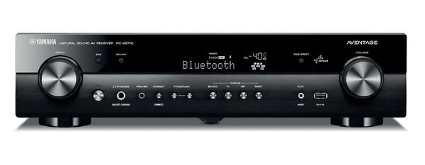 Yamaha RX-AS710 Aventage Slimline AV Receiver / Amplifier. The7 channel network receiver. Available online or at The Listening Post Christchurch and Wellington, NZ
