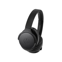 The ATH-ANC900BT are noise cancelling headphones from Audio Technica. Using QuietPoint wireless technology, you get active noise cancellation in a bluetooth headset. Available online or at The Listening Post Christchurch and Wellington.