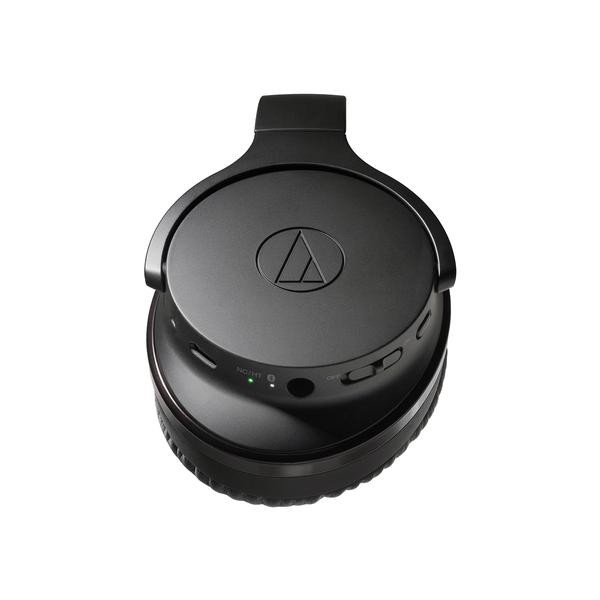 The ATH-ANC900BT is are noise cancelling headphones from Audio Technica. Using QuietPoint wireless technology, you get active noise cancellation in a bluetooth headset. Available online or at The Listening Post Christchurch and Wellington.