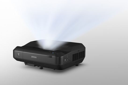 EH-LS100-UST is Epson´s first Laser, Full HD Ultra short throw home cinema projector. So you can enjoy home theatre quality in space confined areas. The LS100 is available online or at The Listening Post Christchurch and Wellington, NZ.