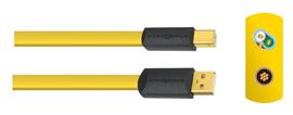Wireworld Chroma series brings fine detail to USB connections. The C2AB is a USB2.0 A to B cable. Available at The Listening Post Christchurch and Wellington.