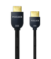 Pixelgen Design make HDMI cables that deliver uncompressed 4K data.  Now you can have up to 15 m of uncompressed 4K data transmission. 1 2 3 4 5 HD video cable. Available online or at The Listening Post Wellington and Christchurch, NZ. 3m