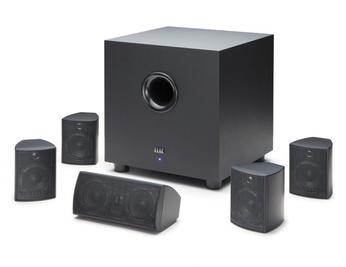 ELAC´s Cinema 5 pack makes it too easy to have a home theatre setup. With 80 Watt speakers and a 100W subwoofer, you can enjoy 5.1 surround sound in your home today! Available online or at the Listening Post.