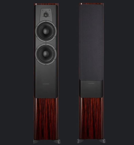 Dynaudio Contour 30 Speakers (Rosewood Dark High Gloss)