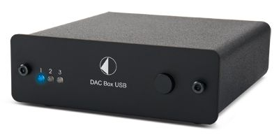Pro-Ject DAC Box USB Digital Analogue Converter