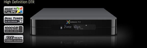 Magic TV FreeviewHD PVR Twin Tuner HDMI
