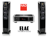 The NAD M32 DirectDigital DAC Amplifier redefines the modern audio component system. Available at The Listening Post Christchurch and Wellington.