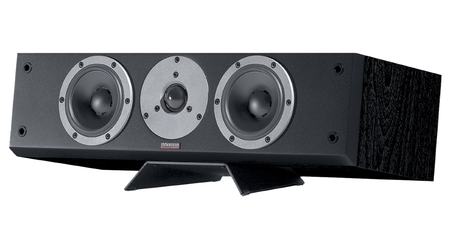 Dynaudio DM Center Speaker (Black Ash)