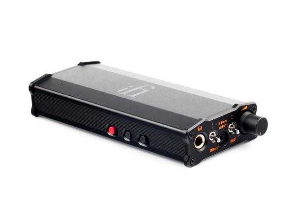 iFi Audio Micro iDSD DAC black label takes the amazing i-DSD headphon.e amp to another level. Try the iDSD-black in store or buy online or at The Listening Post Christchurch and Wellington.