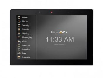 Elan´s new EL-ITP-8 Intelligent Touch Panel recognises the user using IntelliVision analytics to customise the control panel for each individual user. Buy the ITP 8 online or at The Listening Post Christchurch and Wellington. TLPCHC TLPWLG
