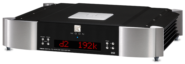 MOON Evolution 780D Streaming DSD DAC