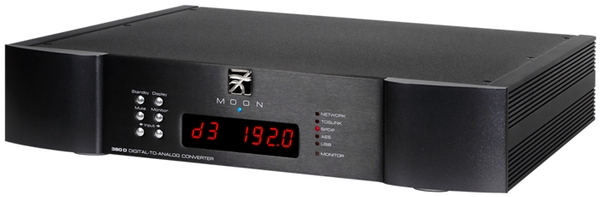 MOON Neo 380D Streaming DSD DAC