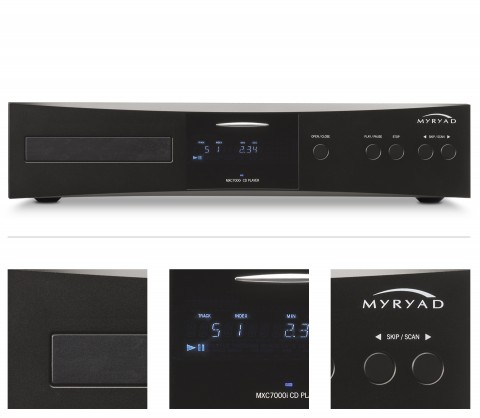 Myryad MXC7000 CD Player