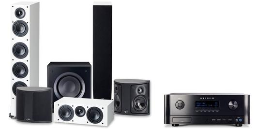 Anthem MRX & Paradigm Monitor SE 5.1 Package includes the Anthem MRX520, Paradigm Monitor SE 2000, Surround 1, Defiance v12 sub and 6000F floorstanding speakers. Available at The Listening Post Christchurch and Wellington.