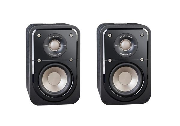 Polk Audio Signature S10 Satellite Speakers are small speakers perfect for small stereos or as use in a 5.1, 7.1 home theatre system. Tunes to deliver amazing sound, buy the S 10 speakers online or at The Listening Post
