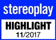 Stereoplay Highlight 11/2017