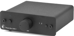 Pro-Ject Phono Box USB Variable Phono Preamplifier