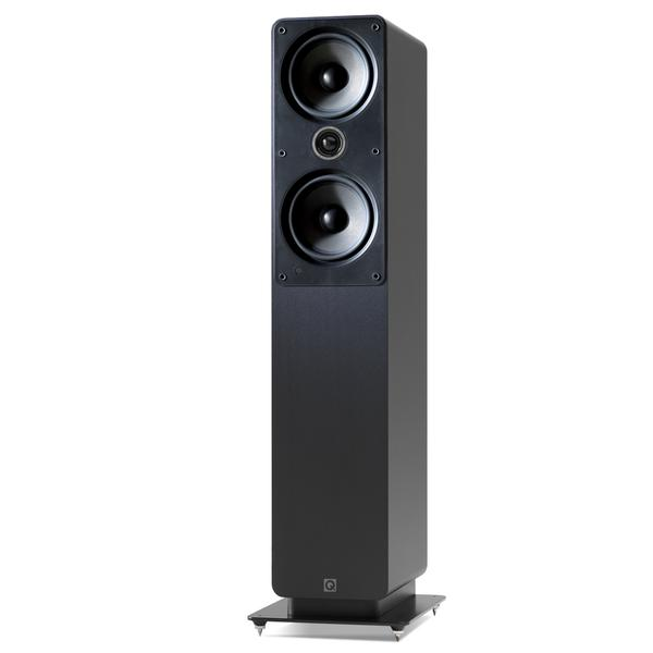 Q Acoustics 2050i Floorstanding Speakers Graphite