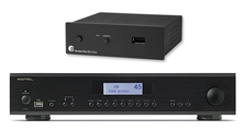 The performance of Rotel´s 12 Series hits well above its price and with Pro-Ject´s new Stream Box S2 Ultra, you get wireless connectivity too! Available at The Listening Post Christchurch and Wellington.