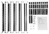 Rotel RFK-26 Rack Mount Kit