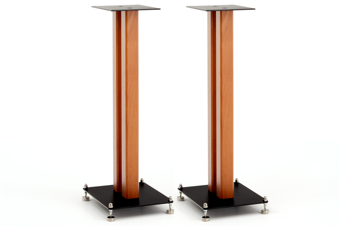 Custom Design RS202 Speaker Stands Made From High Quality Steel Have Your Bookshelf Speakers Stand