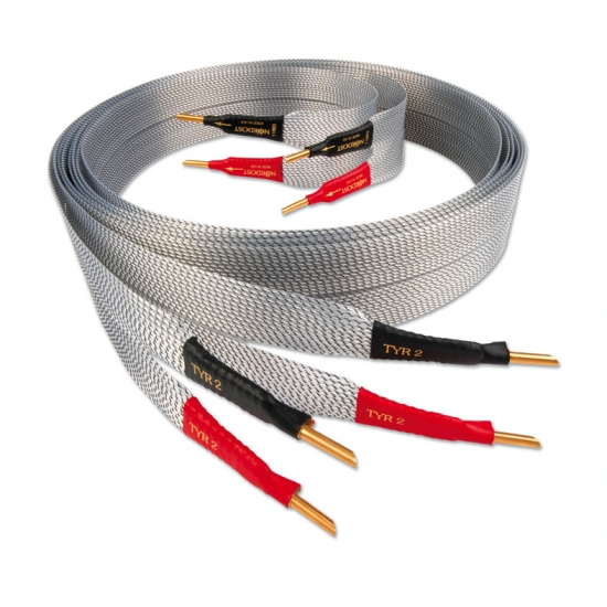Nordost Tyr 2 Speaker Cable The Listening Post
