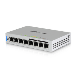 Ubiquiti UniFi Switch US-8- 60 W | The Listening Post Christchurch & Wellington | TLPCHC TLPWLG