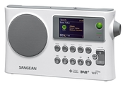 Sangean WFR-28C Portable Internet Radio
